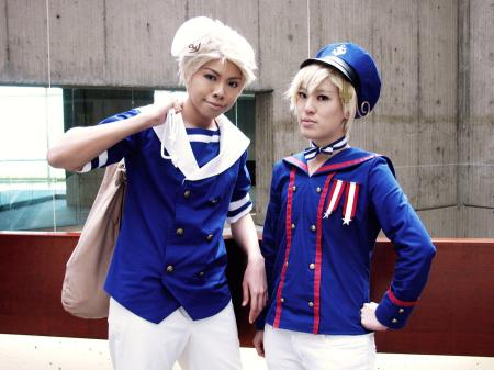 Denmark from Axis Powers Hetalia worn by sonteen12