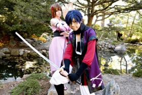 Kaito from Vocaloid worn by red-cluster