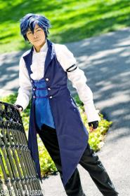 Ichinose Hayato from Uta no Prince-sama - Maji Love 1000% worn by red-cluster