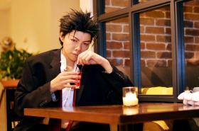 Kurogane from Tsubasa: Reservoir Chronicle
