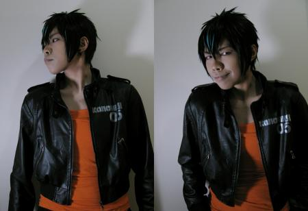 Cain from StarFighter worn by sonteen12
