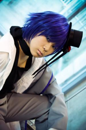 Kaito from Vocaloid (Worn by kio)
