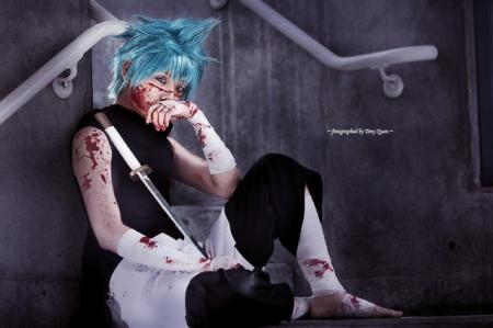 Black Star from Soul Eater