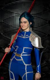 Lancer from Fate/Stay Night worn by BlindCalliope
