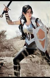 Lady Sif from Thor worn by anime_wench