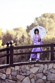 Kaoru Kamiya from Rurouni Kenshin worn by anime_wench