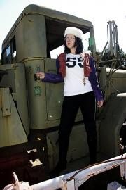 Jet Girl from Tank Girl worn by anime_wench