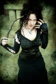 Bellatrix Lestrange from Harry Potter worn by anime_wench