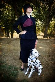 Anita from 101 Dalmations worn by anime_wench