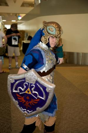 Link from Legend of Zelda: Twilight Princess worn by AlbinoPlant