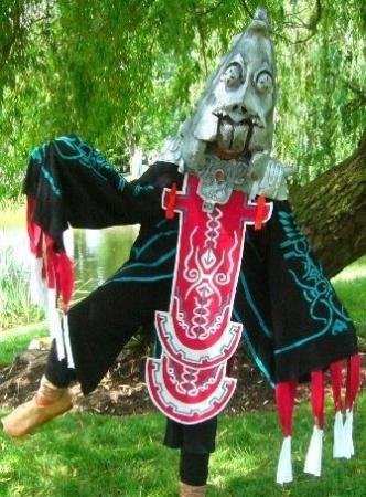 Zant from Legend of Zelda: Twilight Princess worn by AlbinoPlant