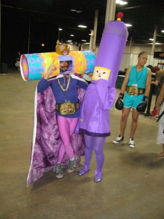 Odeko from Katamari Damacy worn by AlbinoPlant