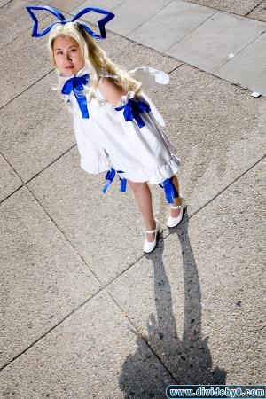 Flonne from Disgaea worn by Kerorii