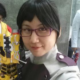 Yayoi Ulshade from Zyuden Sentai Kyoryuger