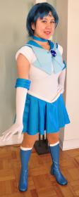 Sailor Mercury from Sailor Moon worn by Kerorii