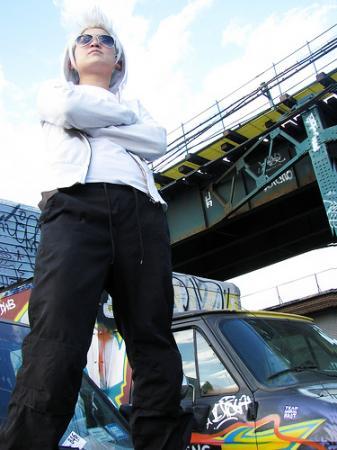 Ryohei Sasagawa from Katekyo Hitman Reborn!