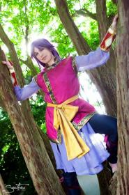 Nuriko from Fushigi Yuugi worn by Eveille