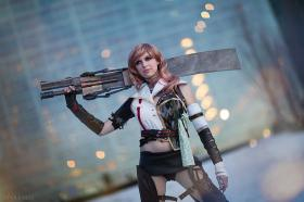 Lightning Farron from Final Fantasy XIII: Lightning Returns worn by Eveille