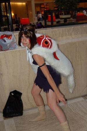 San from Princess Mononoke worn by Eveille