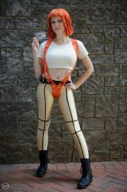 Leeloo from Fifth Element, The worn by Eveille