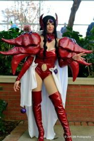 Alcyone from Magic Knight Rayearth worn by Eveille