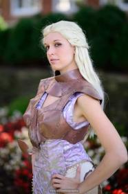 Daenerys Stormborn of House Targeryen from Game of Thrones worn by Eveille