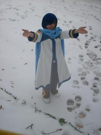 Kaito from Vocaloid worn by Aduial