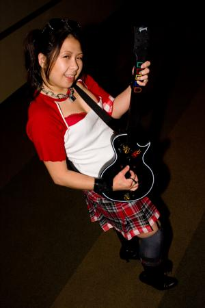 Judy Nails from Guitar Hero II worn by Perzephone