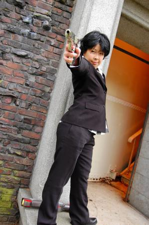 Lambo from Katekyo Hitman Reborn! worn by Perzephone