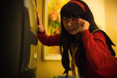 Yukiko Amagi from Persona 4 worn by Perzephone