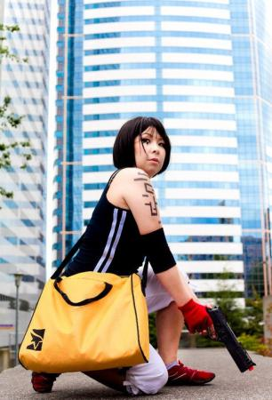 Faith from Mirrors Edge worn by Perzephone