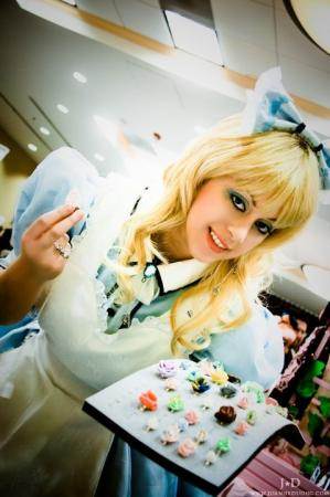 Alice from Alice in Wonderland worn by Para