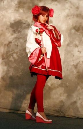 Sakura Kinomoto from Card Captor Sakura worn by Para