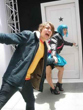 Ramona Flowers from Scott Pilgrim worn by Para