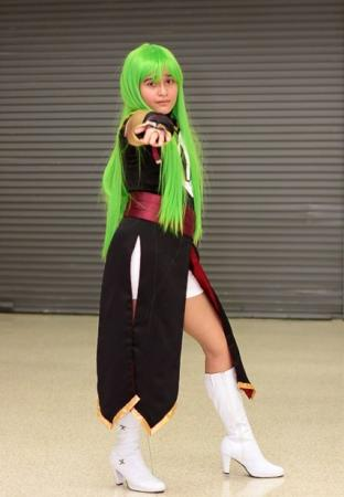 C.C. from Code Geass R2