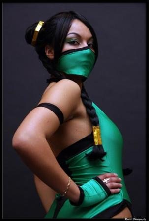 Jade from Mortal Kombat