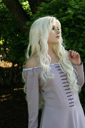 Amalthea from Last Unicorn worn by Erika Door