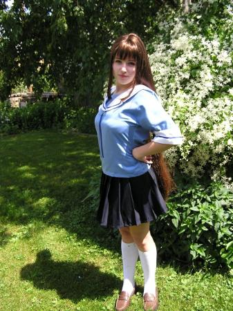Sakaki from Azumanga Daioh worn by Erika Door