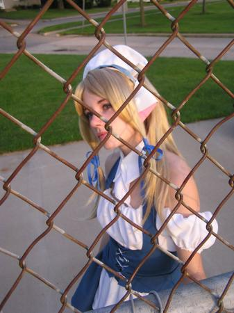 Chi / Chii / Elda from Chobits worn by Erika Door