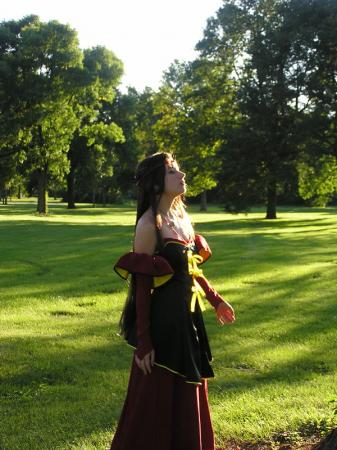 Jillia Blight from Suikoden II worn by Erika Door