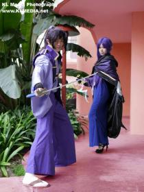 Caster from Fate/Stay Night worn by Sirian