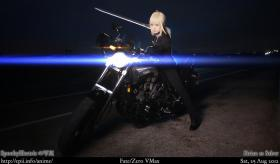 Saber from Fate/Zero worn by Sirian