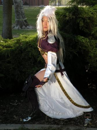 Kuja from Final Fantasy Dissidia worn by PhDPepper