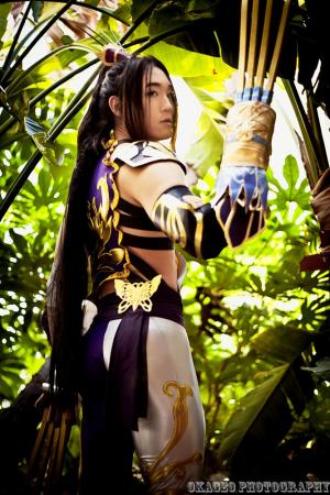 Zhang He from Dynasty Warriors 7