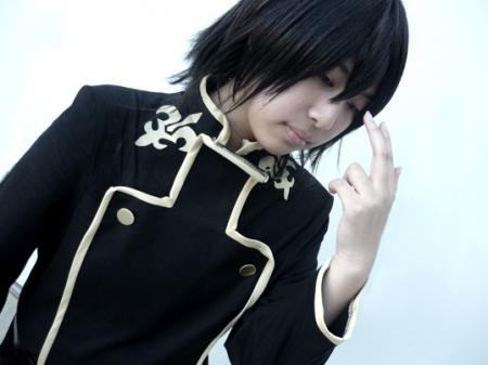 Lelouch Lamperouge from Code Geass worn by Taymeho