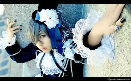 Ciel Phantomhive from Black Butler worn by Taymeho