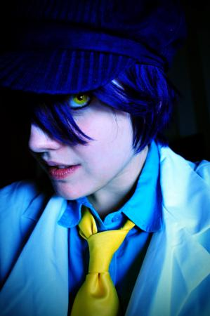 Naoto Shirogane from Persona 4 worn by VintageAerith