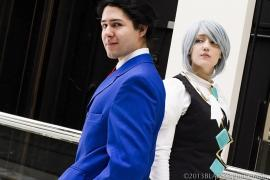 Franziska Von Karma from Phoenix Wright: Justice for All worn by VintageAerith