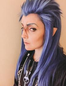 Saix from Kingdom Hearts 2 worn by VintageAerith