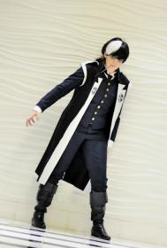 Simon Blackquill from Phoenix Wright: Ace Attorney - Dual Destinies by VintageAerith